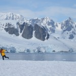 antarctica style-crossing the Antarctic circle