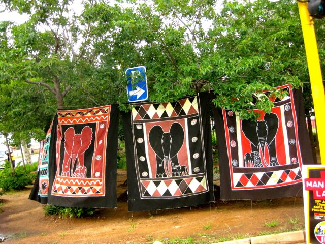 art and craft at South Africa