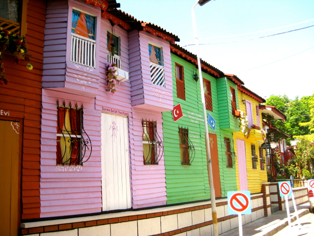 turkish houses