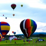 New Jersey-Hot Air Balloon Festival