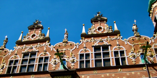 Architecture at Gdansk
