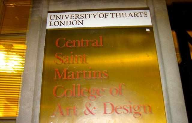 Central Saint Martins-london