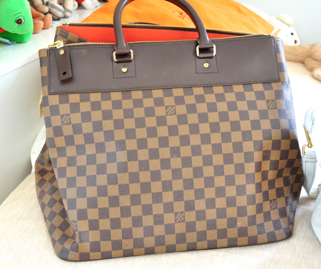 Louis Vuitton Damier Luggage bag