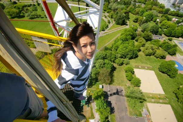 bungee jumping in warsaw poland