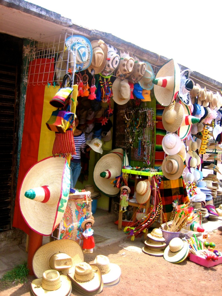 shop at Mexico