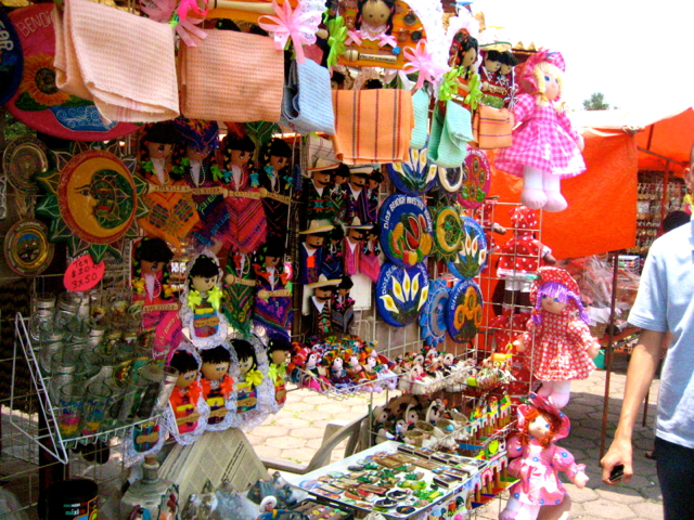 store at xochimilco-mexico