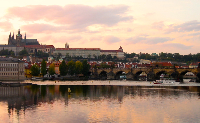 At Beautiful Prague