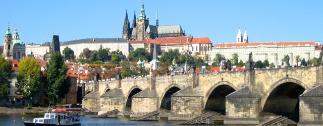 Prague-Romantic Style