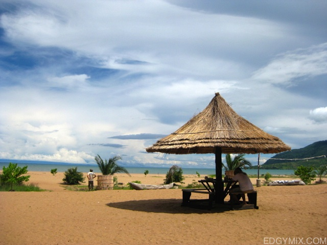 Beautiful Lake Malawi before Flies invade
