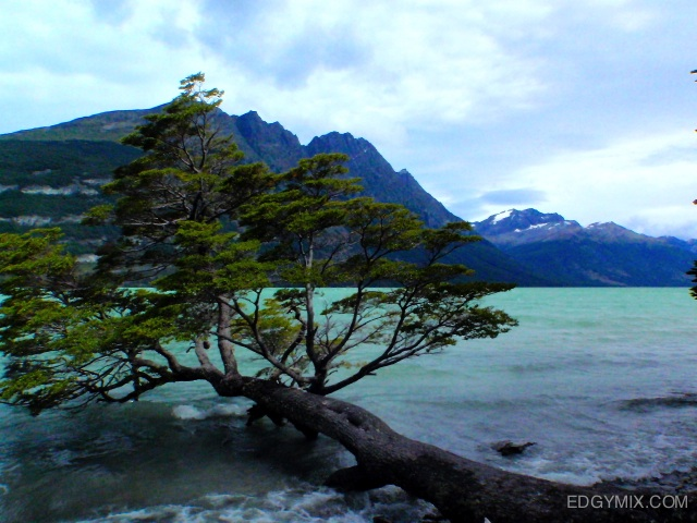Lake-in-Ushuaia