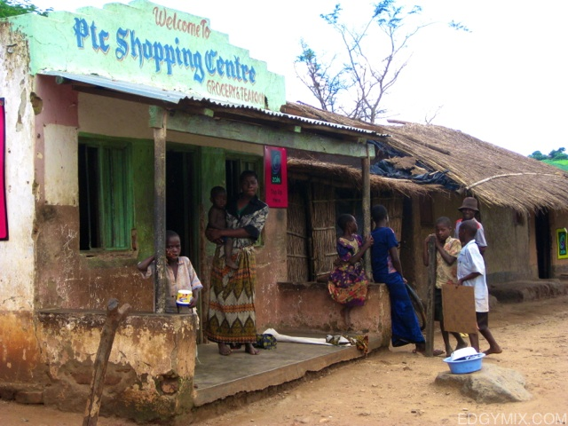 Malawi Shopping Center