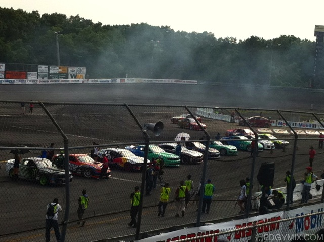 NJ drifting race