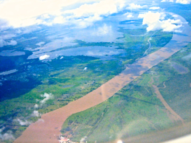 amazon river brazil manaus