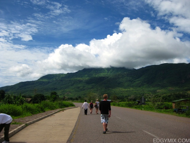 moutain at Malawi