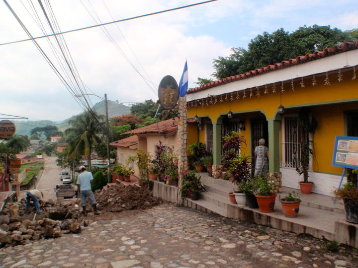 village at copan honduras
