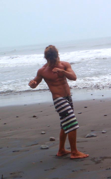 my surf master at el salvador