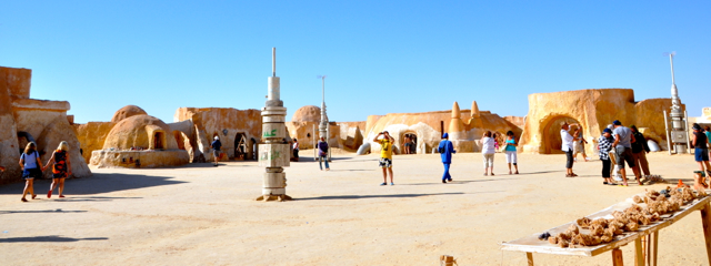 Star war site-Tunisia