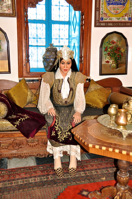 Trditional Dress in Tunisia