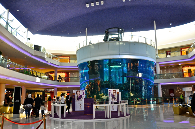 aquarium at morocco mall, Casablanca