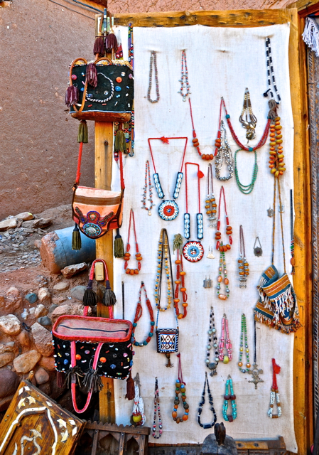 beautiful jewlery from Morocco