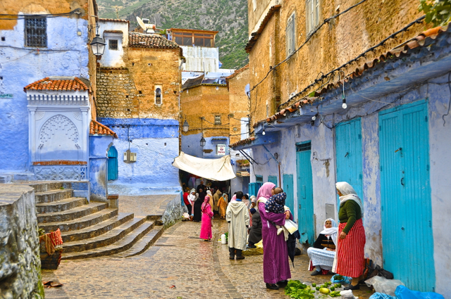 chefchaouen,morocco Africa