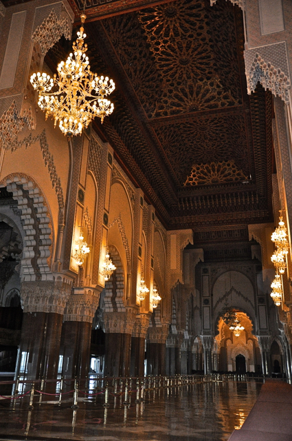 tour to great mosque-casablanca