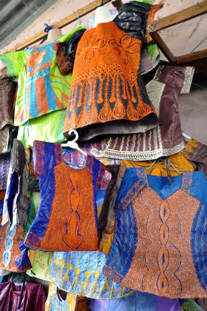 african clothing from Gambia