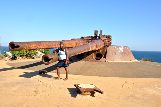canon at goree island