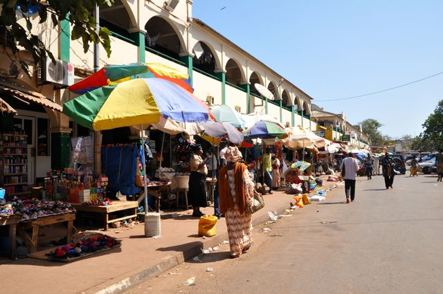 capital of Gambia-Banjul