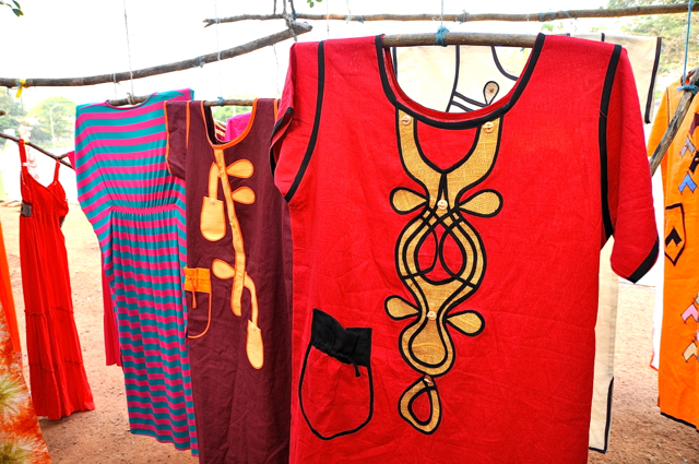 dresses from Yamoussoukro