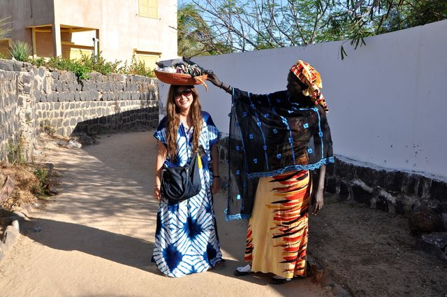 edgymix at Ngor island-Senegal