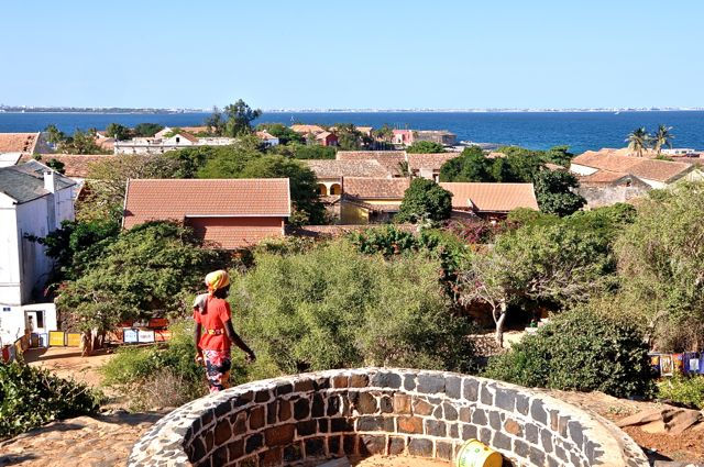 goree island,senegal