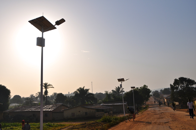 solar power in guinea