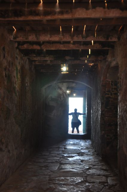 the door of no return-goree island