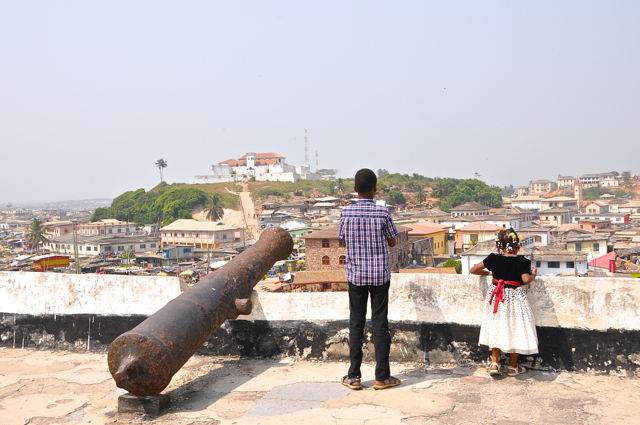 fort and castle in Elimina, ghana