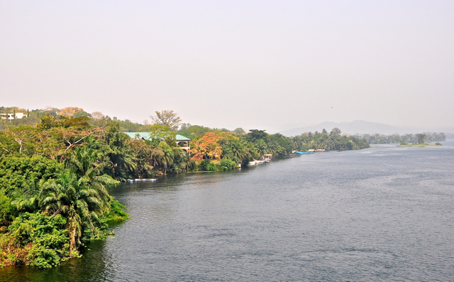 lake  ATIMPOKU