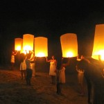 lantern for new yr, ghana