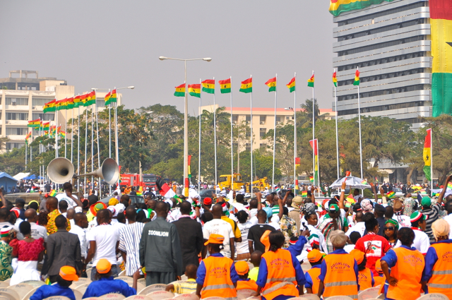 president day, accra