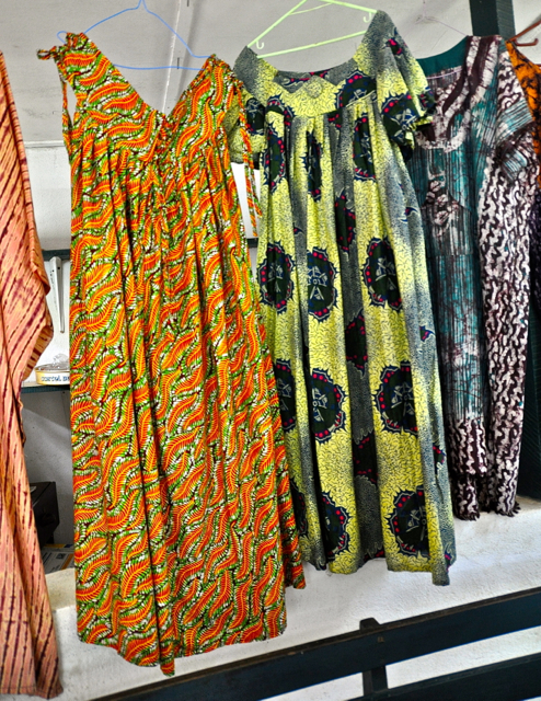 cameroon loose dresses