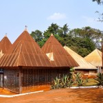 house where the chef's wife live-cameroon