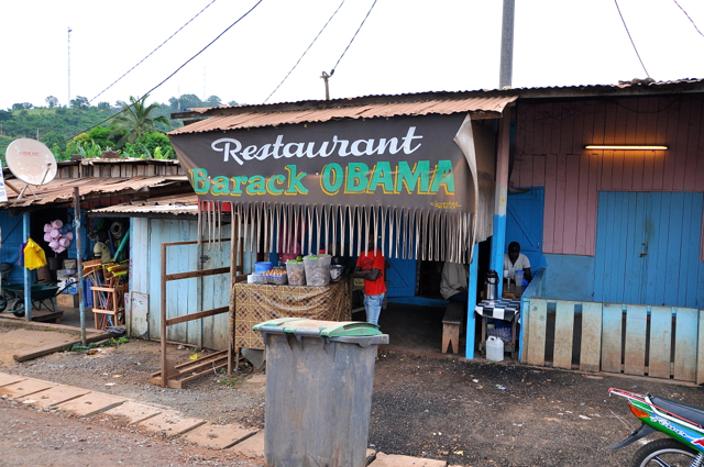 restaurant in gabon