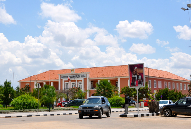 government in lubango