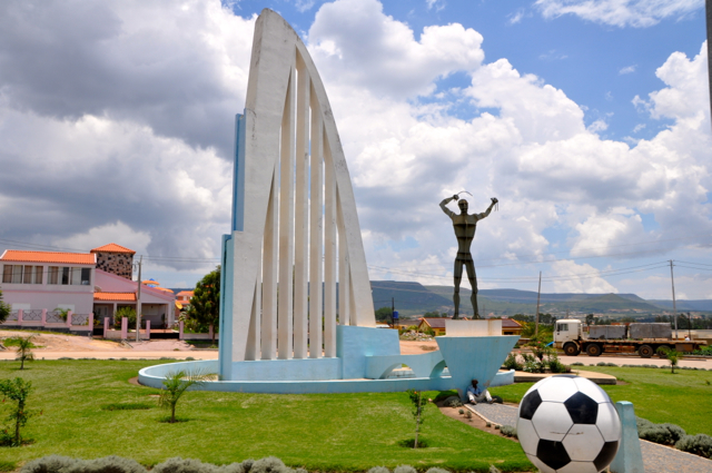 lubango at angola