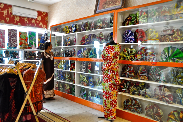 vlisco shop in brazzaville