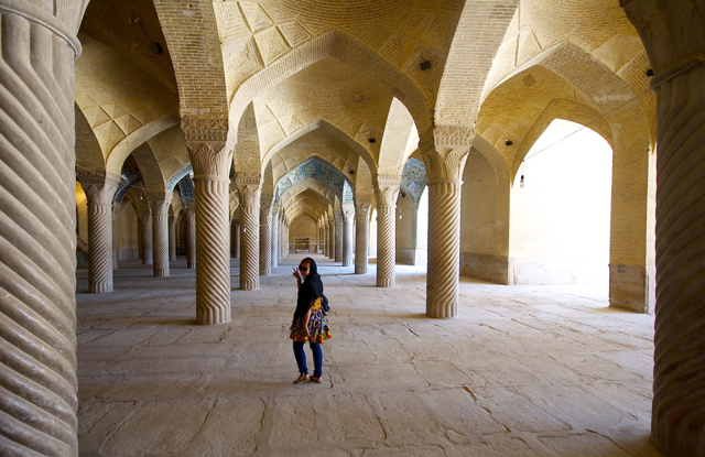 edgymix at shiraz, iran central asia