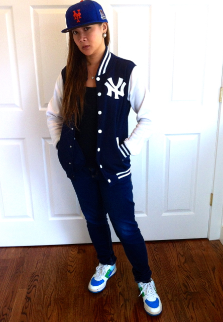 sporty outfit 1