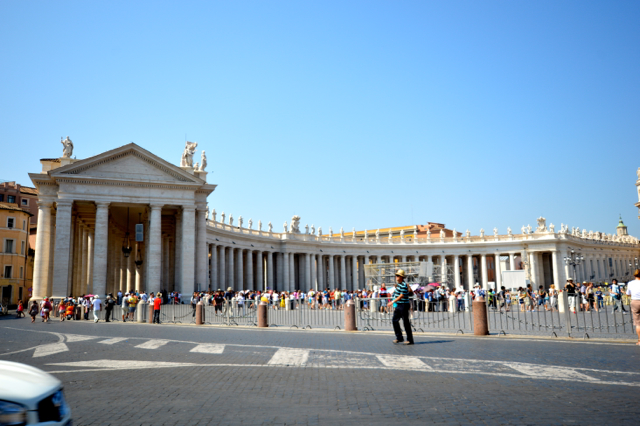 St.peters basilica-vatican city