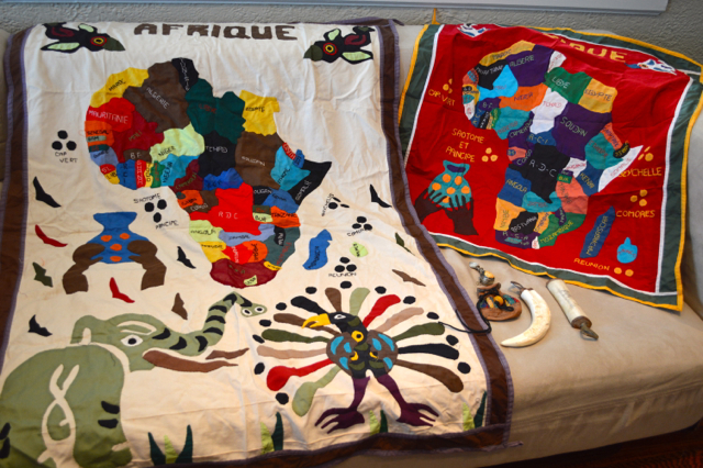 souvenier from Africa and arabia