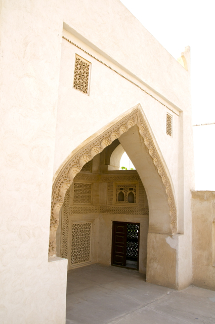 beautiful details of Bahrain old houses