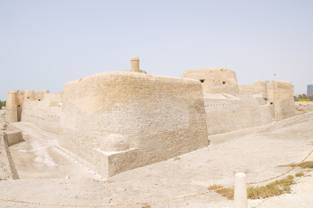 ruin at bahrain